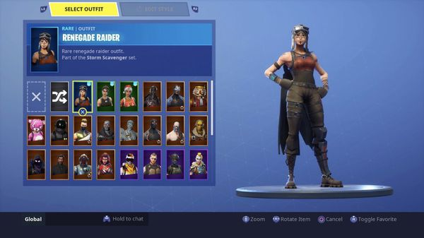 Fortnite Renegade Raider For Sale In New York Ny Offerup