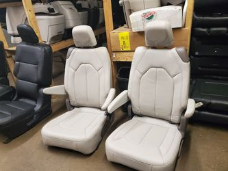 Brand New Leather Bucket Seats Thumbnail