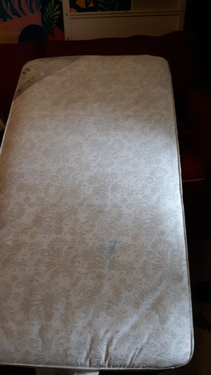 Photo Baby crib mattress