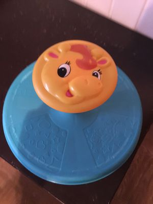 Sit and spin baby toy for Sale in Arlington, VA