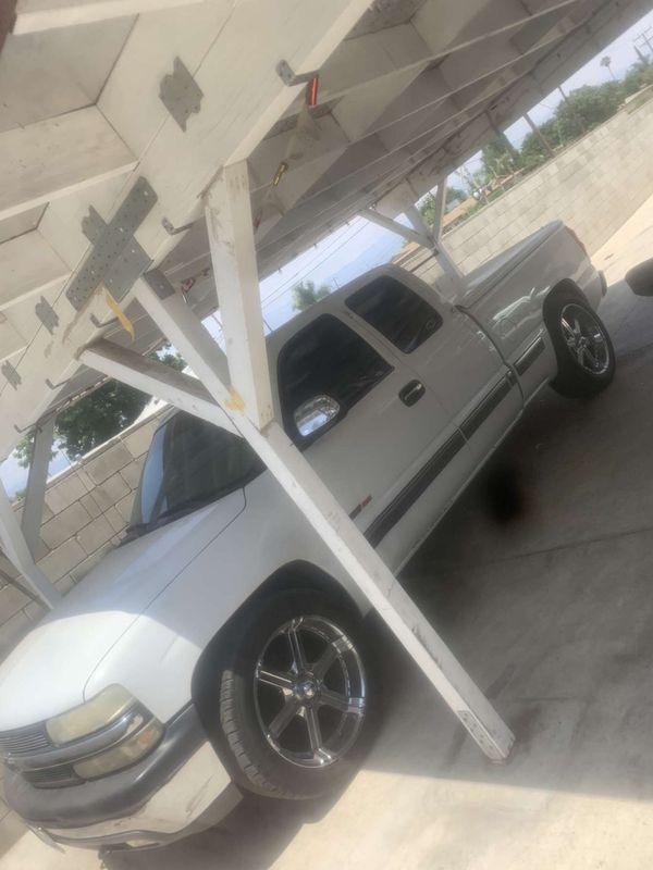 San Bernardino Nissan >> 2001 Chevy Silverado for Sale in San Bernardino, CA - OfferUp