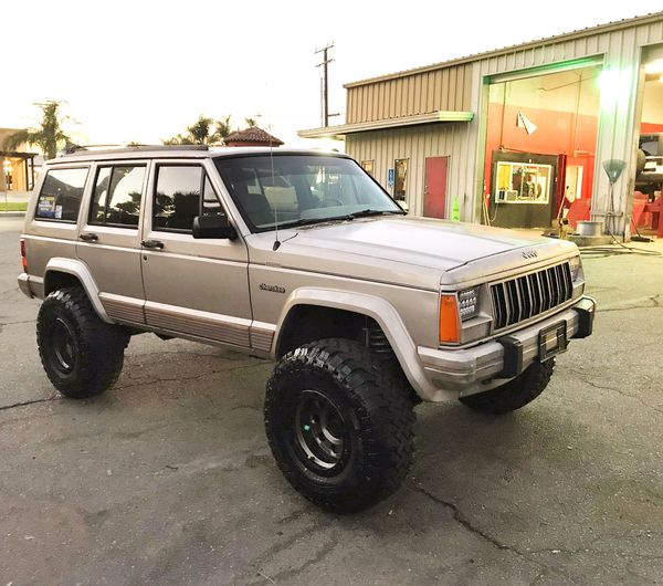 Jeep Cherokee Xj For Sale California: 1993 Jeep Xj Country For Sale In Bloomington, CA