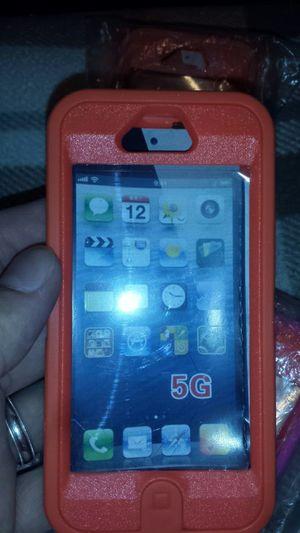 IPhone 5g case orange for Sale in Murfreesboro, TN