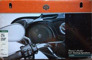 "Harley Davidson BOOM Audio fairing speakers 6.5"" for Sale in Monona, WI"