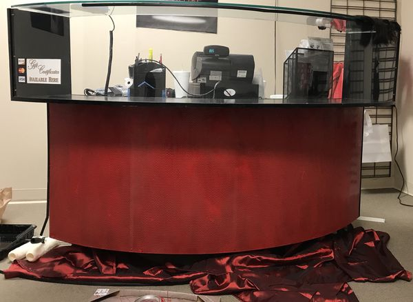 Retail Display Counter For Sale In Greenville Sc Offerup