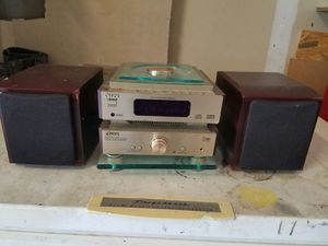 GPX Stereo CD player Radio with Amp for Sale in Apex, NC