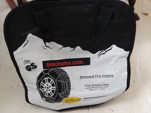 TIRE CHAINS - Brand New for Sale in Shipman, VA