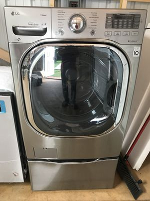 LG steam washer for Sale in Lebanon, IL