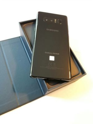 Samsung Galaxy Note 8 , 64GB , Unlocked . Excellent condition ( as like New ) for Sale in Springfield, VA