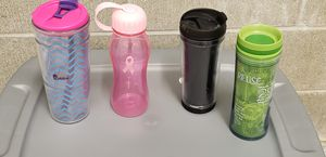 Travel cups - hot and cold for Sale in Puyallup, WA