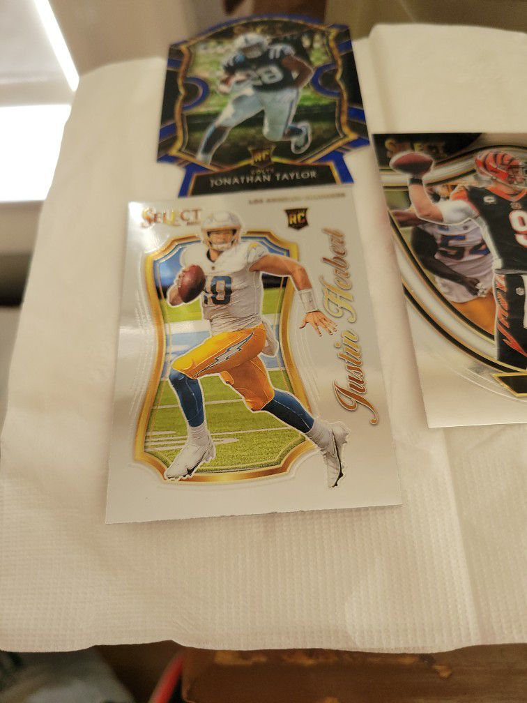 Nfl Select Cards