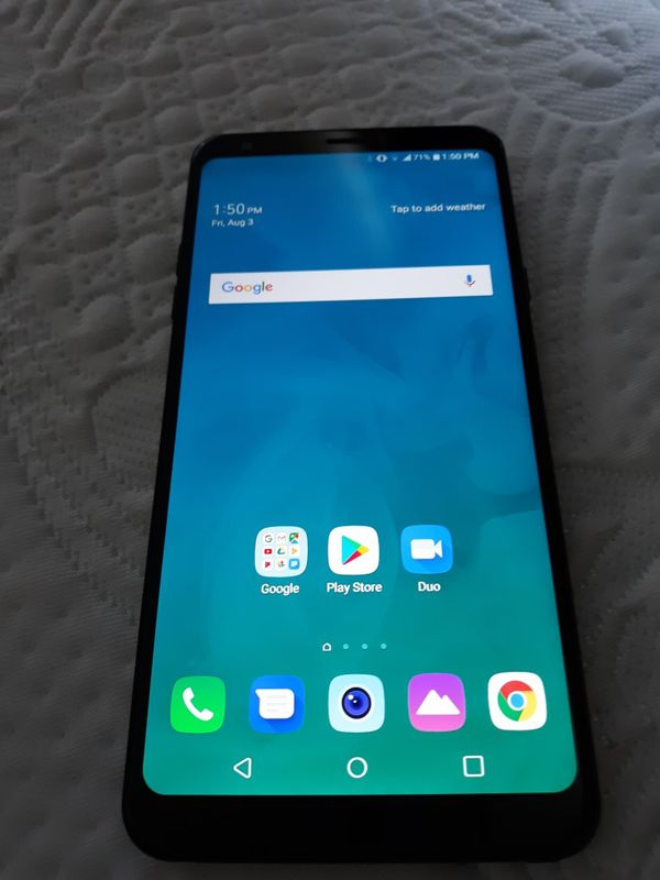 Boost mobile lg stylo 4 for Sale in Greenwood, IN - OfferUp