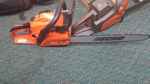 ECHO 20 in. 50.2cc Gas Chainsaw -CS-490 for Sale in Baltimore, MD