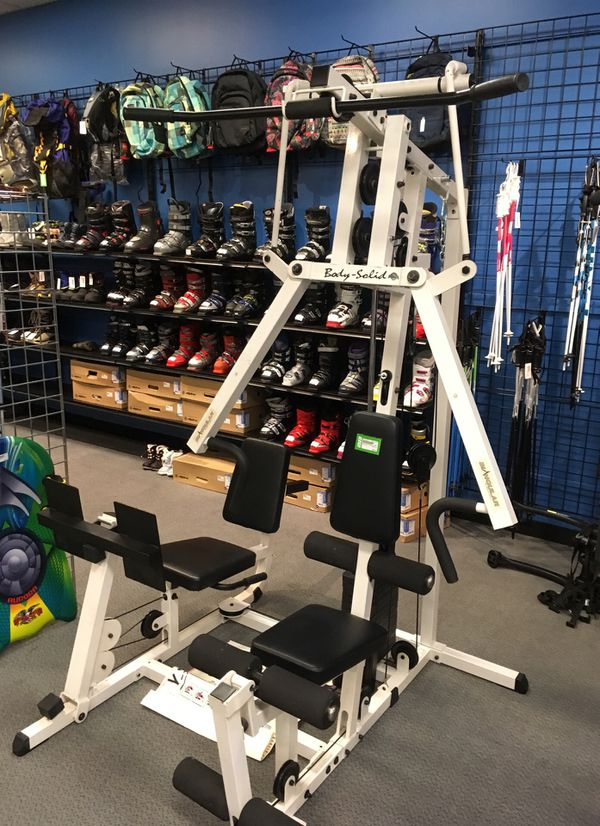 Body solid exm lps home gym for sale in vancouver wa offerup