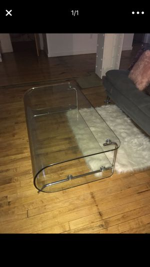 Glass table $200 for Sale in St. Louis, MO