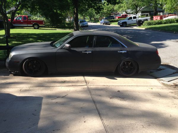 Infiniti 2004 M45 Air Bagged Stance Lowered Lexus Vip For Sale In