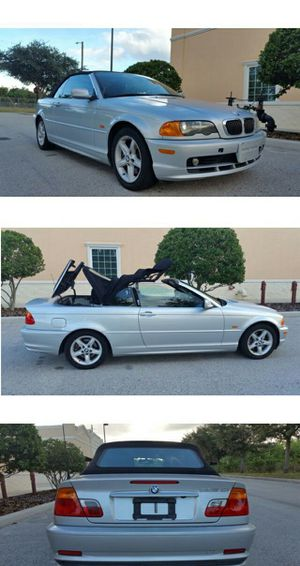 Convertibile.With Automatic.2OO2 BMW.325CI for Sale in Helper, UT