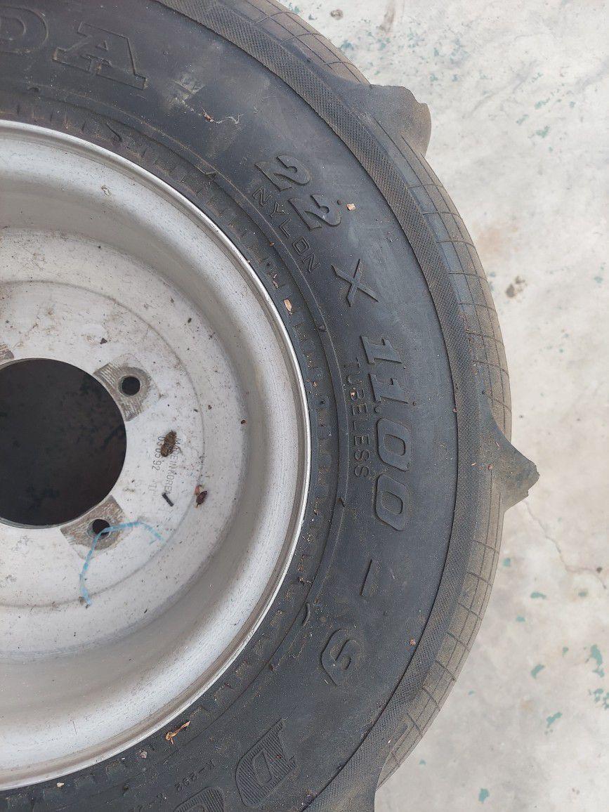 Banshee Paddles Sand Tires 115 Bolt Pattern