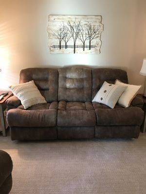 Lane Power Recline sofa and Chair for Sale in Canonsburg, PA