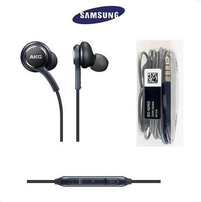 *BRAND NEW* Original Samsung Galaxy S9 AKG Earphones with Mic for Sale in  San Jose, CA - OfferUp