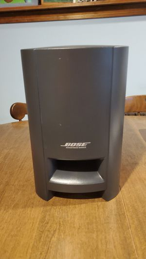 Photo BOSE PS 3-2-1 SERIES 2 ACOUSTIMASS POWERED SPEAKER SYSTEM