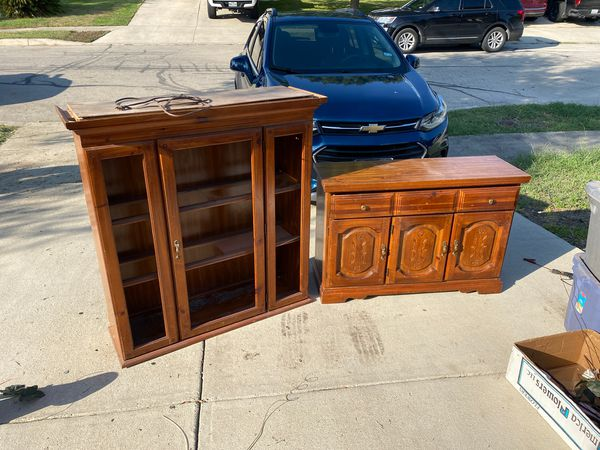 China cabinet for Sale in San Antonio, TX - OfferUp