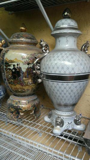 Porcelain vases for Sale in Miami, FL