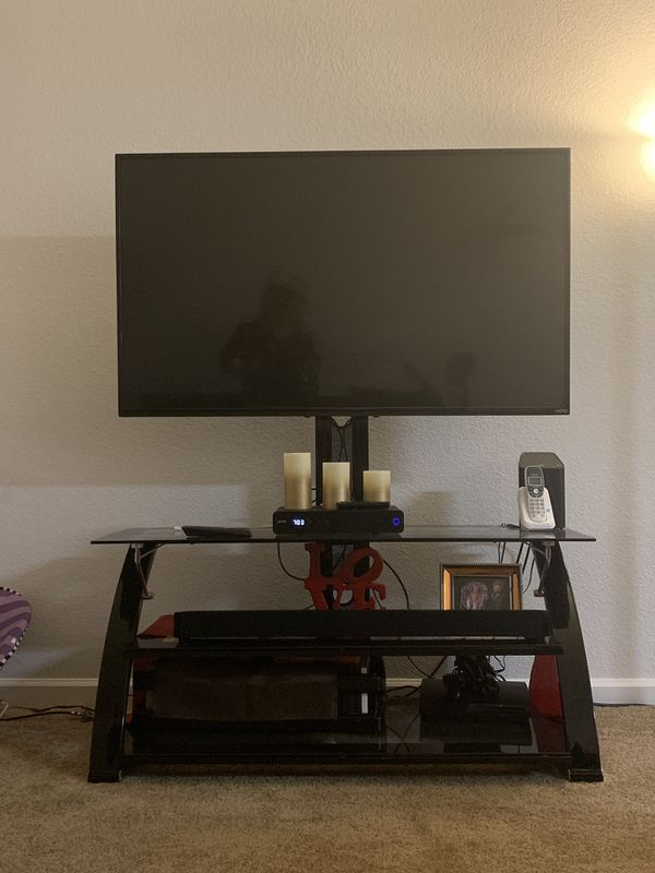Z Line Tv Stand With Mount For Sale In San Jose Ca Offerup