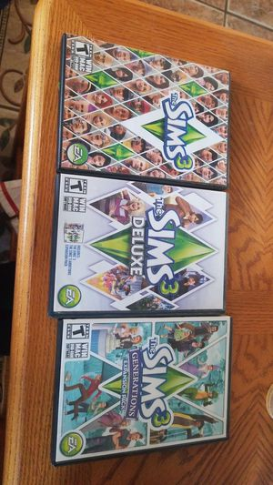 Sims 3 for mac for Sale in Denver, CO