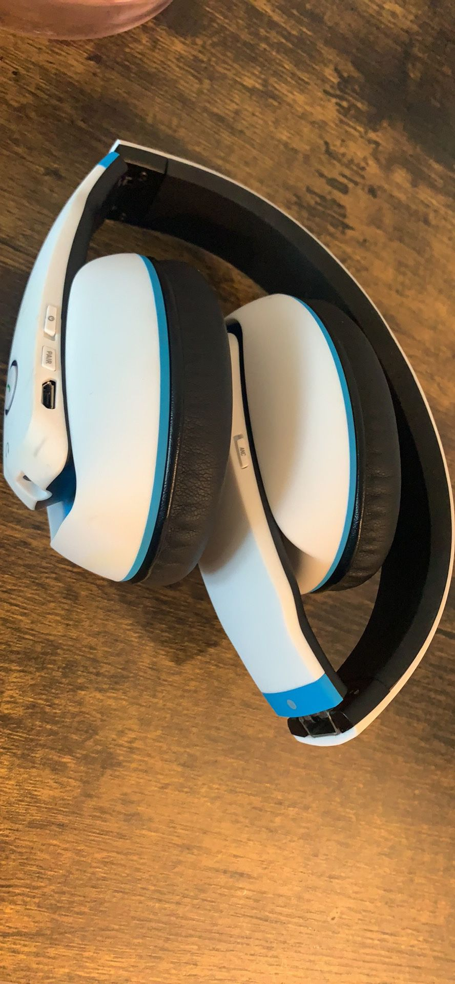 Foldable Wireless Noise cancellation NFC technology Headphones
