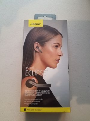Jabra Eclispe Wireless Headset Brand New for Sale in Los Angeles, CA