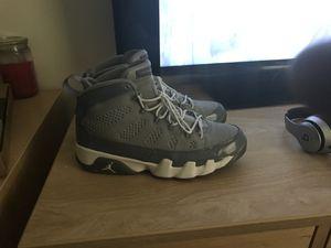 Jordan 9 Cool Grey for Sale in Buena Vista, VA