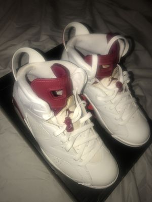 Air Jordan 6 retro for Sale in Bowie, MD