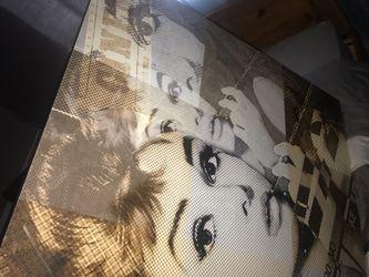 Beautiful portrait of famous actress Thumbnail