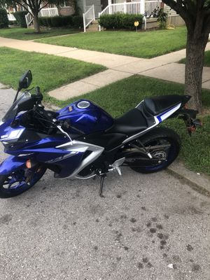 2017 Yamaha R3 for Sale in St. Louis, MO