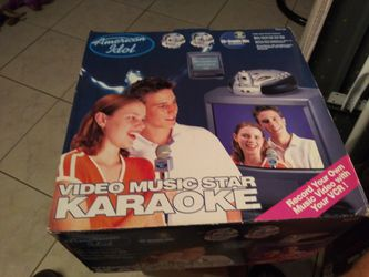 Video music star karaoke American Idol Thumbnail