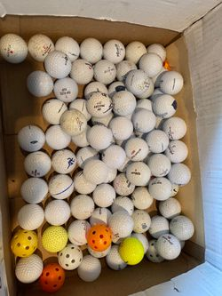 85 golf balls Thumbnail