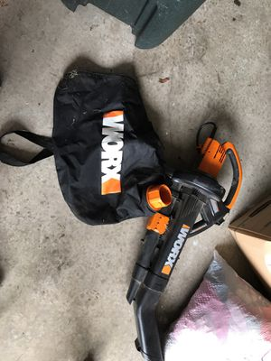 Leaf blower for Sale in Bristow, VA