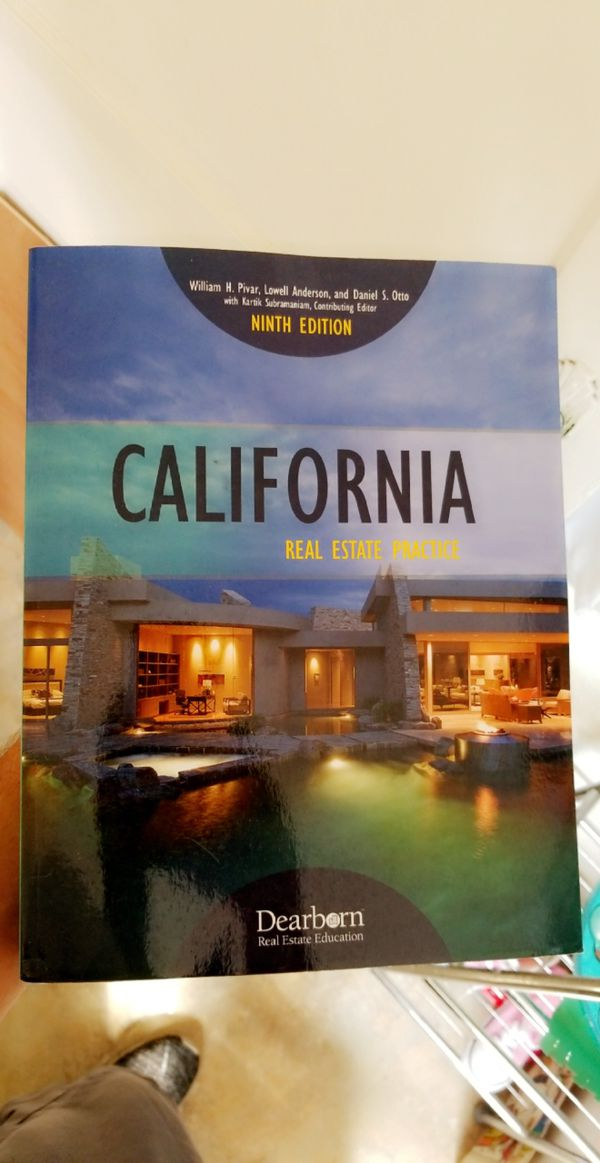 Real estate practice & finance books for Sale in Los Angeles, CA - OfferUp