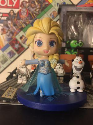 Frozen Elsa mini figure for Sale in Winchester, CA