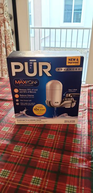 PUR FM-4100B 3-Stage Vertical Faucet Water Filter System, for Sale in Buena Park, CA