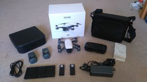 DJI SPARK WHITE NEW for Sale in MONTGOMRY VLG, MD