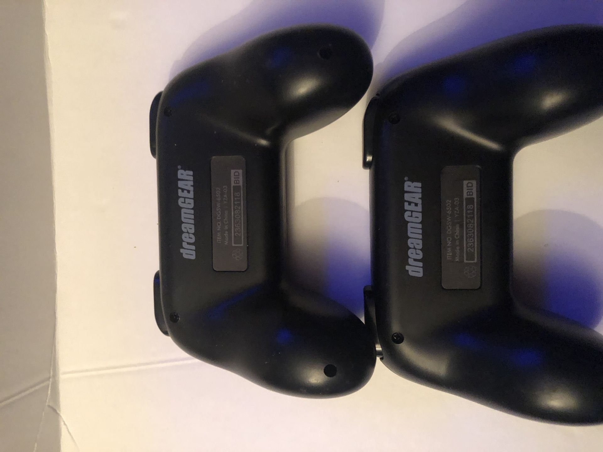 Nintendo Switch controller inserts