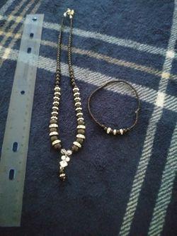 Custom jewlery bracelet and necklace Thumbnail