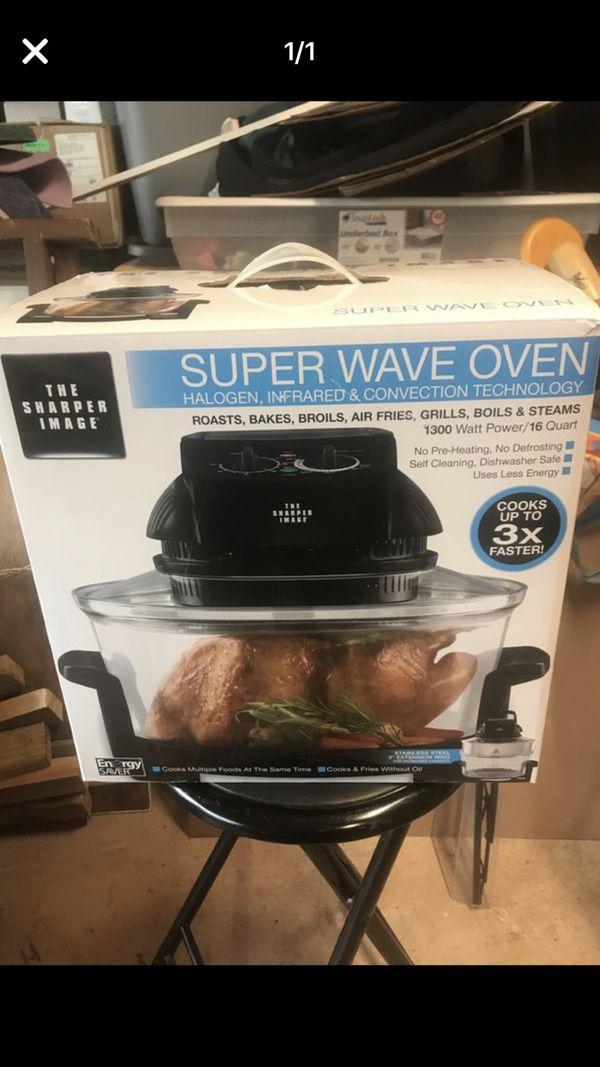 Sharper Image Super Wave Oven For Sale In Miami Fl Offerup