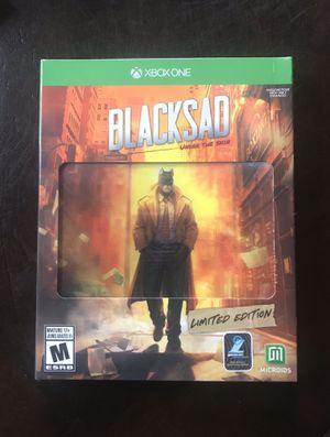 Photo Blacksad: Under The Skin Limited Edition - Xbox One 1 - NEW & Sealed!