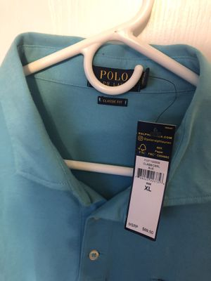 Brand new polo Ralph Lauren men's shirt size XL for Sale in Alexandria, VA