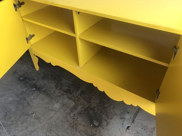 Ikea Yellow Credenza : Ikea credenza for sale in chandler az offerup