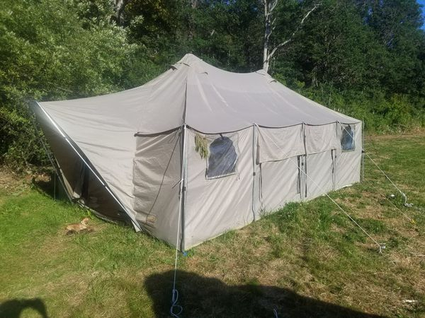 Cabelas Alaknak All Season tent 20x12 for Sale in Tukwila, WA - OfferUp
