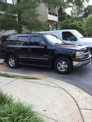 2000 Chevy Tahoe for Sale in Gaithersburg, MD